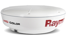 HD Digital Radome Scanners | Raymarine
