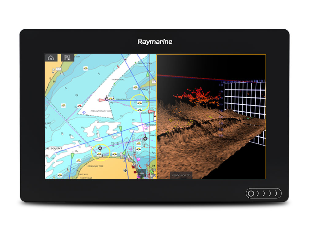Learn more about Axiom 9 | Raymarine by FLIR