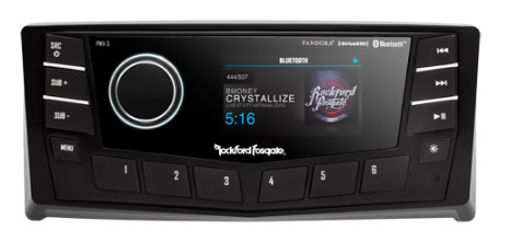 Raymarine partnership with Rockford Fosgate | Raymarine by FLIR