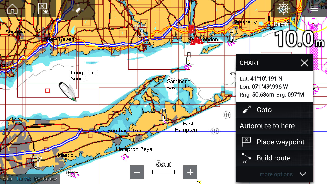 Lighthouse 3.2 - Navionics Dock to Dock | Raymarine van FLIR