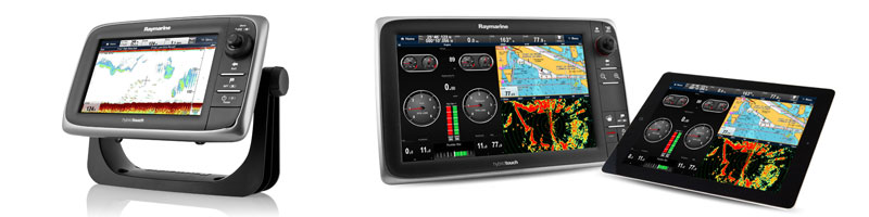 Download high resolution eSeries images | Raymarine
