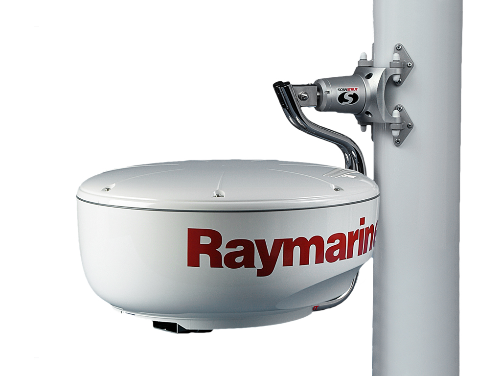 Scanstrut LLM-1 Self Leveling Radar Mast Mount | Raymarine by FLIR