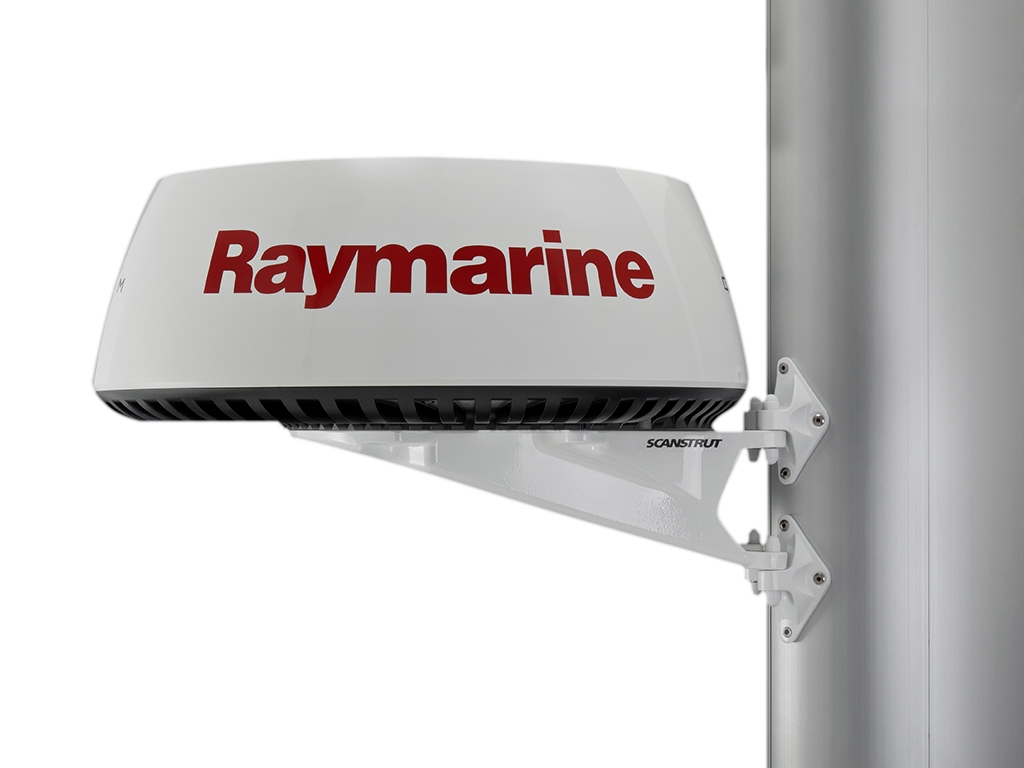 Scanstrut SC20 Radar Mast Mount | Raymarine by FLIR