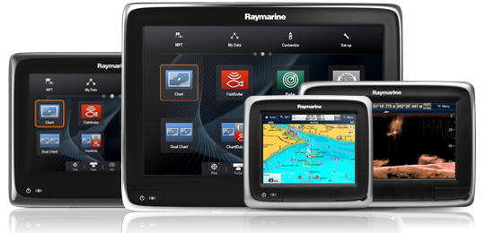 Find out more about aSeries | Raymarine